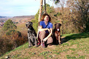 Hundetrainer in Nürnberg: Hundetrainerin Heike Diekhoff