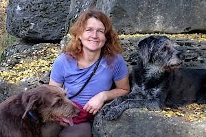 Dog trainer in Nuremberg: dog trainer Heike Diekhoff