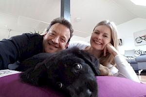 Michael und Elke mit Emmi